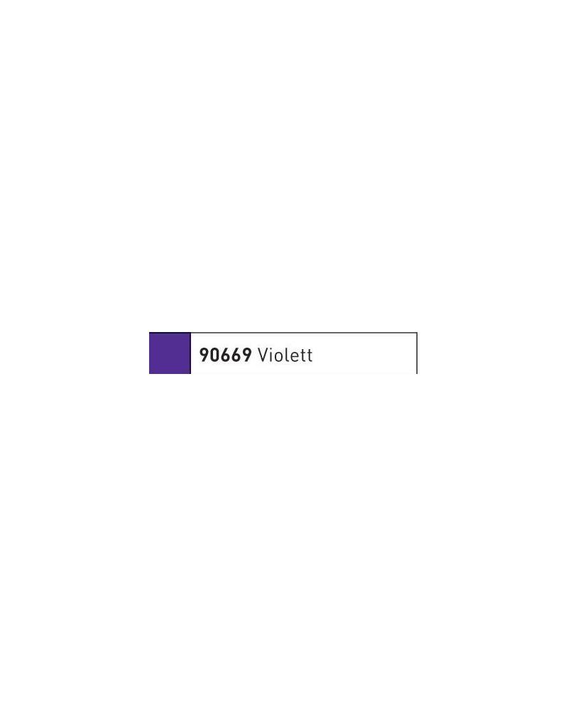 Mäx SUNNY (šviesiai tekstilei) 1-2mm Violet