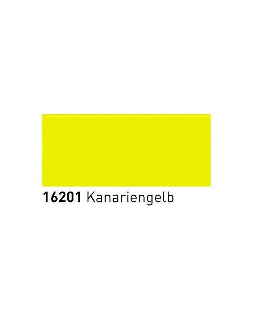Dažai porcelianui, keramikai (buteliukas 20ml) Kanarėlių geltona (Canary Yellow)