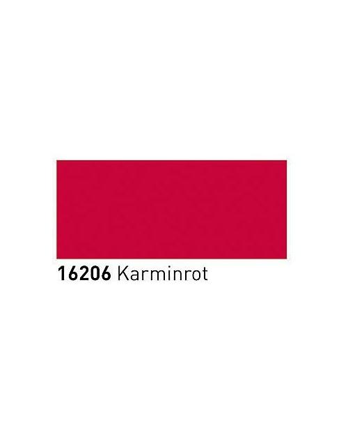 Dažai porcelianui, keramikai (buteliukas 20ml) Karmino raudona (Carmine Red)