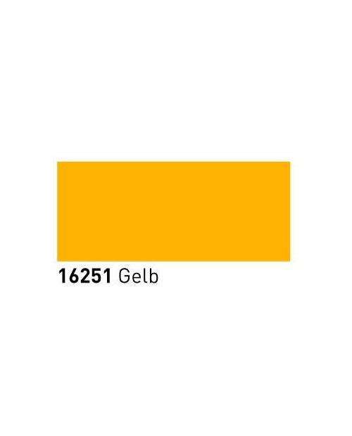 Dažai porcelianui, keramikai, kontūras (tūbelė 20ml) Geltona (Yellow)