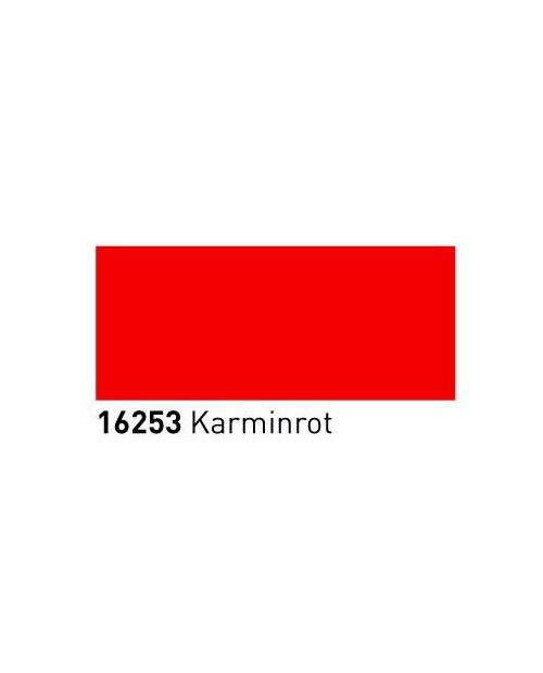 Dažai porcelianui, keramikai, kontūras (tūbelė 20ml) Karmino raudona (Carmine Red)