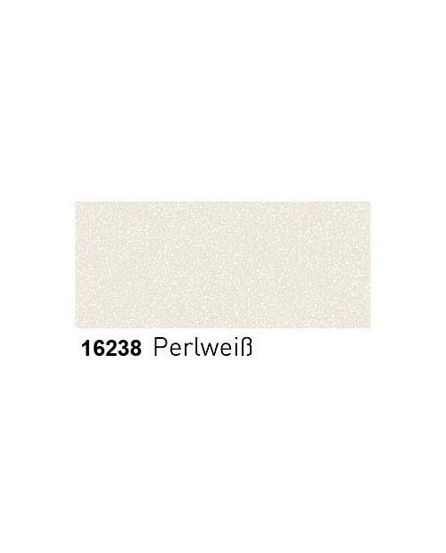 Dažai porcelianui su metalo blizgesio efektu (buteliukas 20ml) Perlamutrinė Balta (Pearly White)