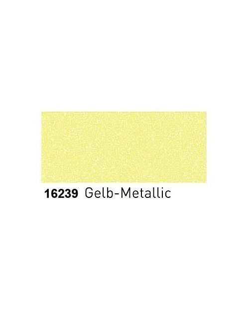 Dažai porcelianui su metalo blizgesio efektu (buteliukas 20ml) Geltona (Yellow)