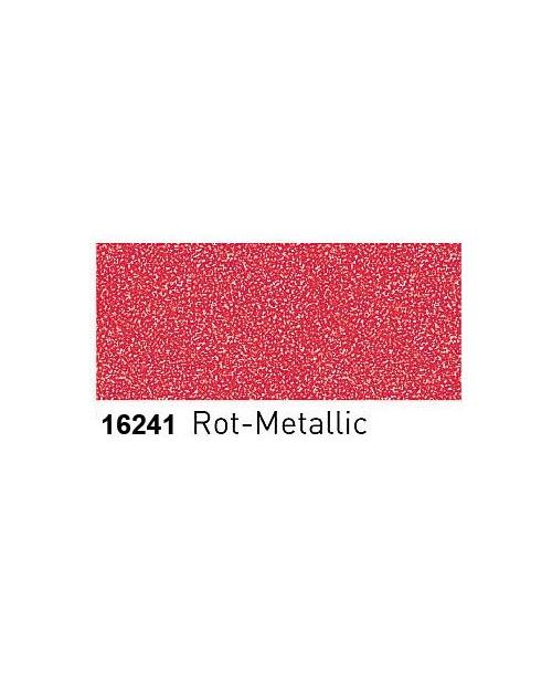 Dažai porcelianui su metalo blizgesio efektu (buteliukas 20ml) Raudona (Red)