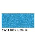 Dažai porcelianui su metalo blizgesio efektu (buteliukas 20ml) Mėlyna (Blue)