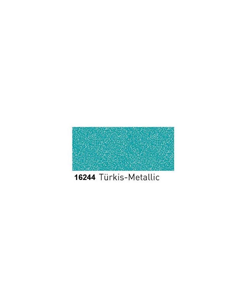 Porcelain metallic(buteliukas 20ml) Turquoise