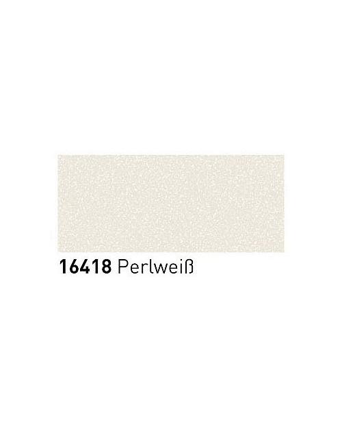 Markeriai porcelianui, keramikai su metalo blizgesio efektu (2-4mm), Perlamutrinė balta (Pearl White)