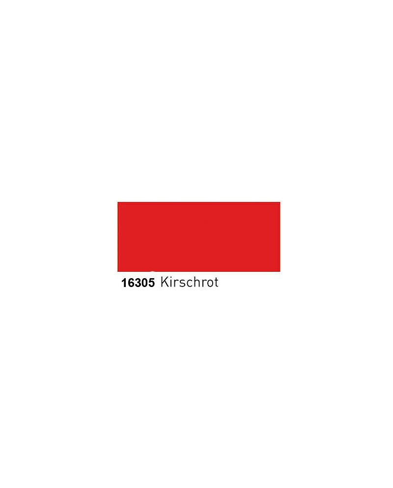 Porzellanmaler (1-3mm)Cherry Red