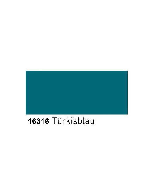 Markeris/Teptukas (1-3mm), Turkio mėlyna (Turquoise Blue)
