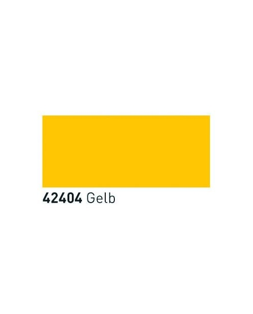 Skaidrūs dažai stiklui (buteliukas 20ml), Geltona (Yellow)