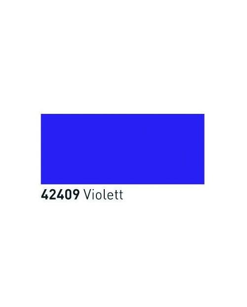 Skaidrūs dažai stiklui, keramikai (buteliukas 20ml), Violetinė (Violet)