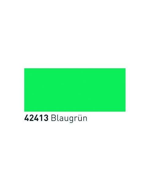Skaidrūs dažai stiklui (buteliukas 20ml), Melsvai žalia (Blue Green)