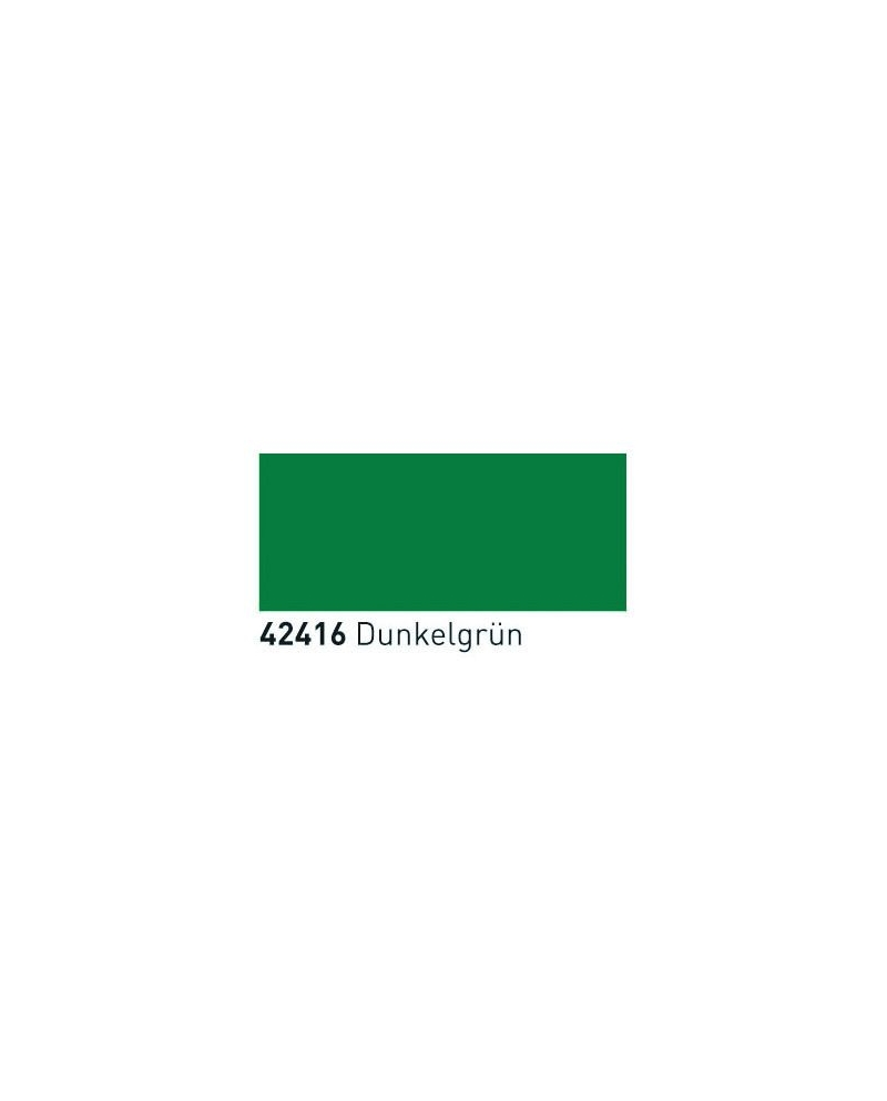 Glass Color(buteliukas 20ml)Dark Green