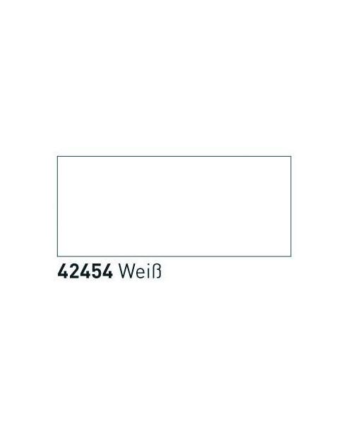 Dažai stiklui, keramikai kontūras (aplikatorius 29ml), Balta (White)