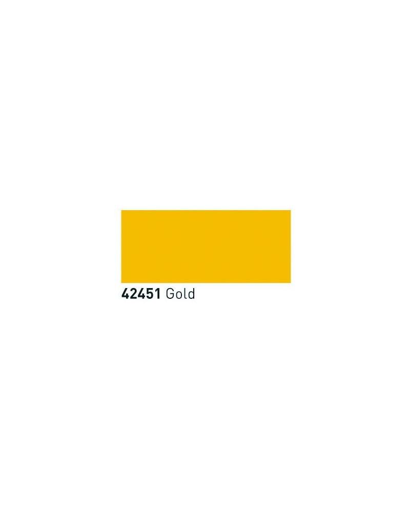 Glass Color kontūras(aplikatorius 29ml)Gold