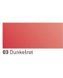 """""""Vitražiniai"""" skaidrūs dažai (Transparent Glass Paint) 20ml, Tamsi raudona (Dark Red)"""