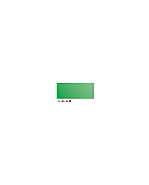 """""""Vitražiniai"""" skaidrūs dažai (Transparent Glass Paint) 20ml, Žalia (Green)"""