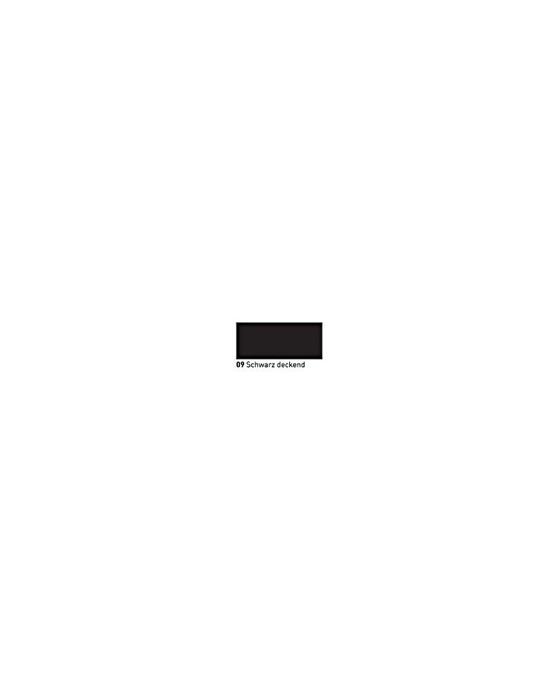 """""""Vitražiniai"""" permatomi dažai GLASMAL FARBE(20ml)Black opaque"""