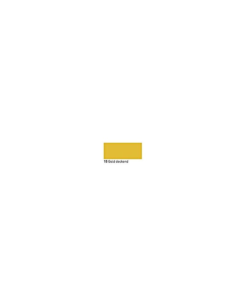"""""""Vitražiniai"""" permatomi dažai GLASMAL FARBE(20ml)Gold opaque"""