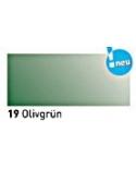 """""""Vitražiniai"""" skaidrūs dažai (Transparent Glass Paint) 20ml, Alyvuogių žalia (Olive Green)"""