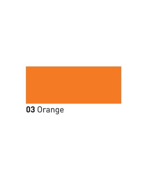 """MUCKI """"pirštukų"""" dažai 150ml, Oranžinė (Orange)"""