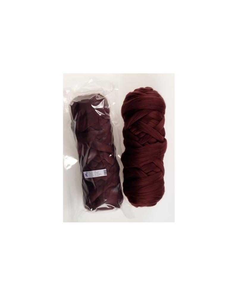 Merino vilna 19.5mic 30gr Wine red