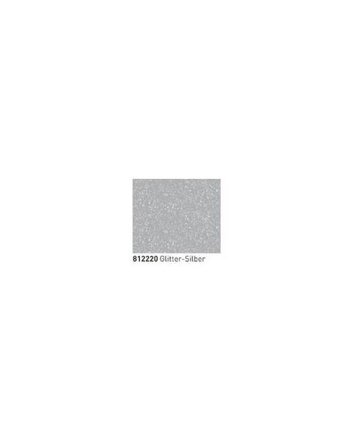 Kontūriniai dažai, splv.Sidabrinė su sidabro spalvos blizgučiais (Glitter Silver) 20ml