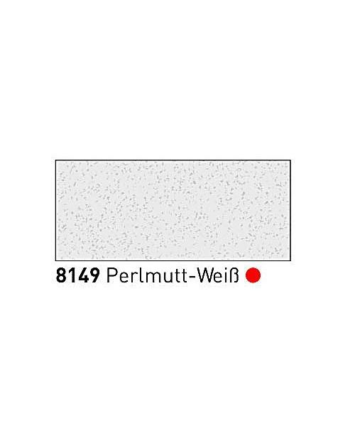 Kontūriniai dažai, perlamutriniai splv.Balta (Pearl White) 20ml