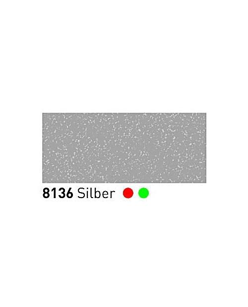 Kontūriniai dažai, splv. Sidabrinė (Silver) 20ml