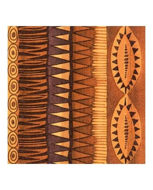 Afrika,Azija 33x33cm