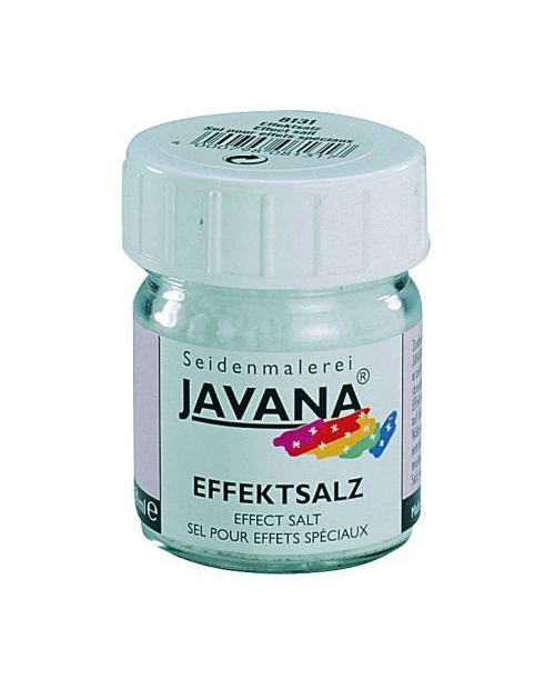 JAVANA druskos granulės 50 ml (Effect Salt)