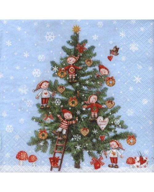Kalėdinės 33x33cm