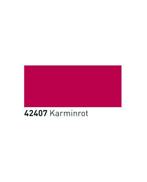 Glass Color(buteliukas 50 ml)Carmine Red