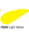 Akrilinė blizgi emalė/lakas 50ml, Šviesi Geltona (Light yellow)