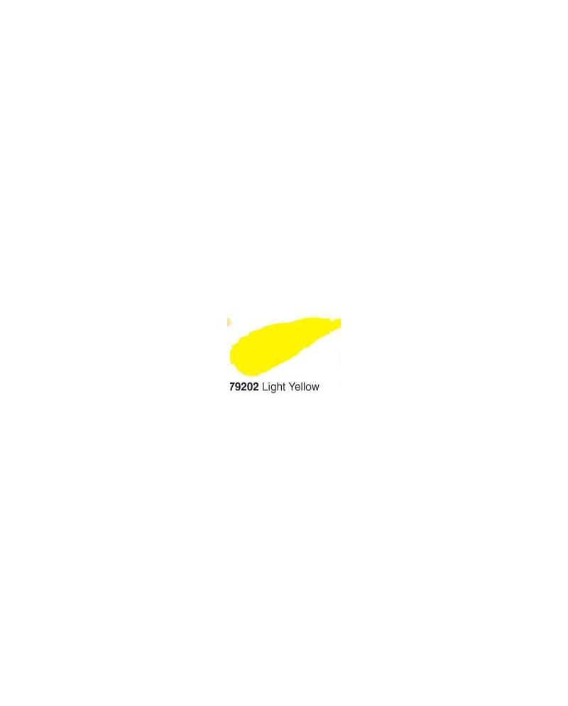ACRYL GLANZ LACK (buteliukas 50ml)Light Yellow