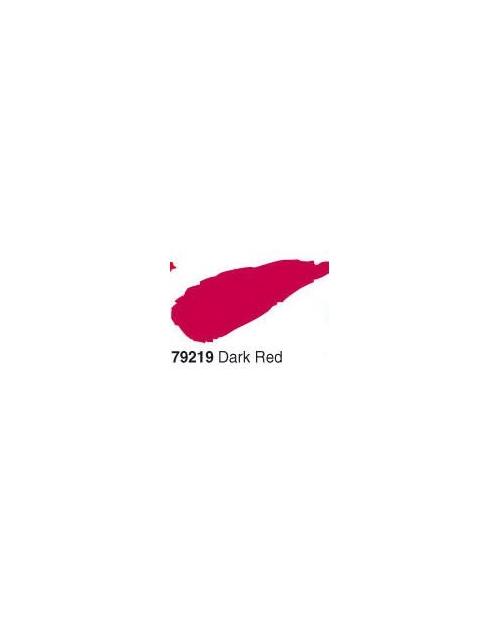 Akrilinė blizgi emalė/lakas 50ml, Tamsi Raudona (Dark red)