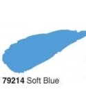 Akrilinė blizgi emalė/lakas 50ml, Švelni Mėlyna (Soft blue)