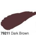 Akrilinė blizgi emalė/lakas 50ml, Tamsi Ruda (Dark brown)