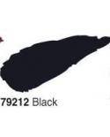 Akrilinė blizgi emalė/lakas 50ml, Juoda (Black)