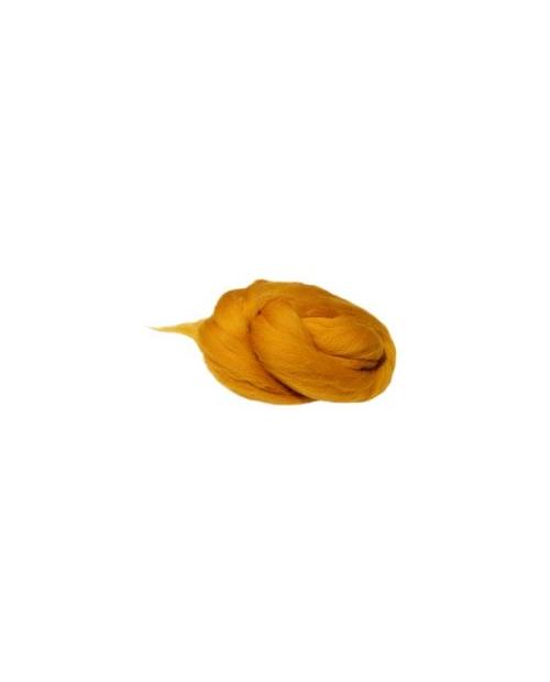Australijos Merino Sluoksna 18 Mic, Šafrano geltona (Saffron)