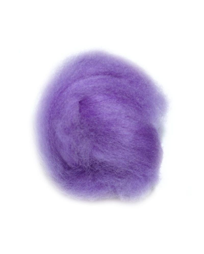 Australijos Merino Sluoksna 18 Mic Lilac