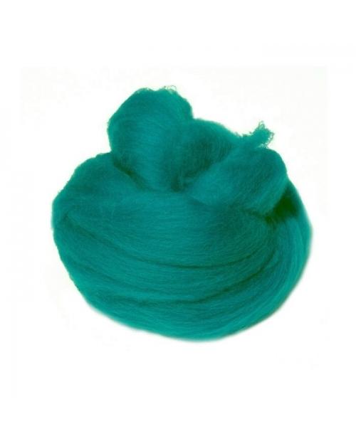 Australijos Merino Sluoksna 18 Mic Turkio mėlyna(Cobalt)