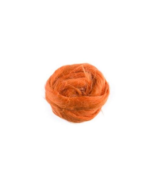 Lino pluoštas sp.Oranžinė