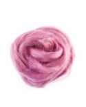 Lino pluoštas sp.Ciklameno ružava
