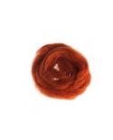 Lino pluoštas sp. Plytų raudona