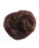 Lino pluoštas sp. Šokolado