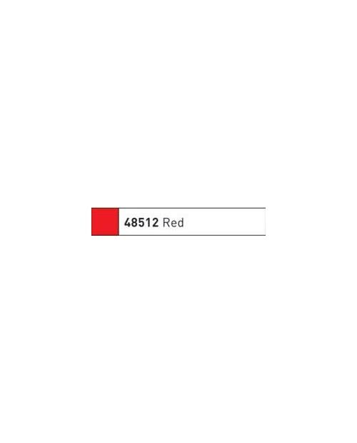 OHP-Markeris permanentinis plonas 0,5mm Raudona (Red)