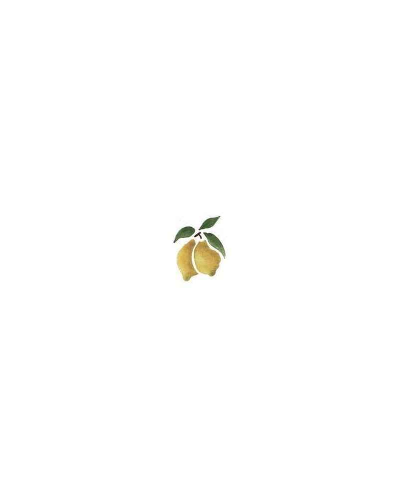 Trafaretai 7x10cm Lemons