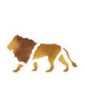 Trafaretas 7x10cm Liūtas (Lion)
