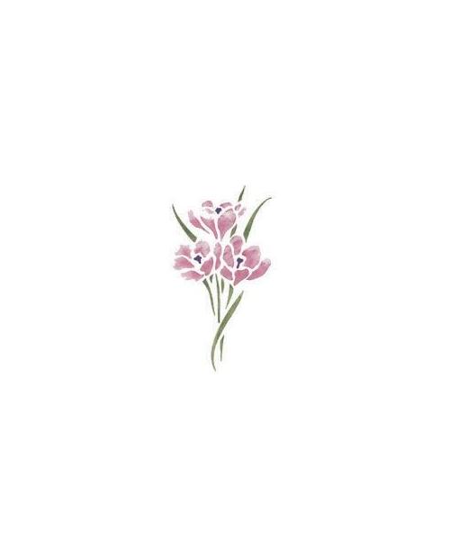 Trafaretas 18 x 24cm Gėlių Puokštė (Flower bouquet)